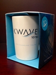 Mug Kwave White Ceramic