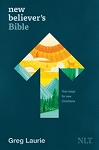 NLT New Believer's Bible Hardcover