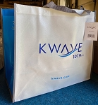 Tote Bag Kwave White
