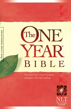 NLT One Year Bible