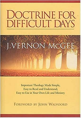 Doctrine for Difficult Days